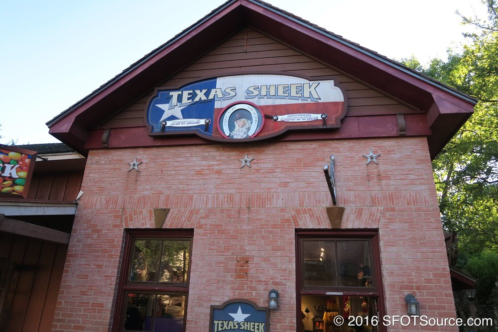 The second side to Silver Spur Sugar Shack.