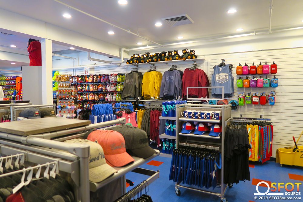 A look at the interior of Texas Gifts.