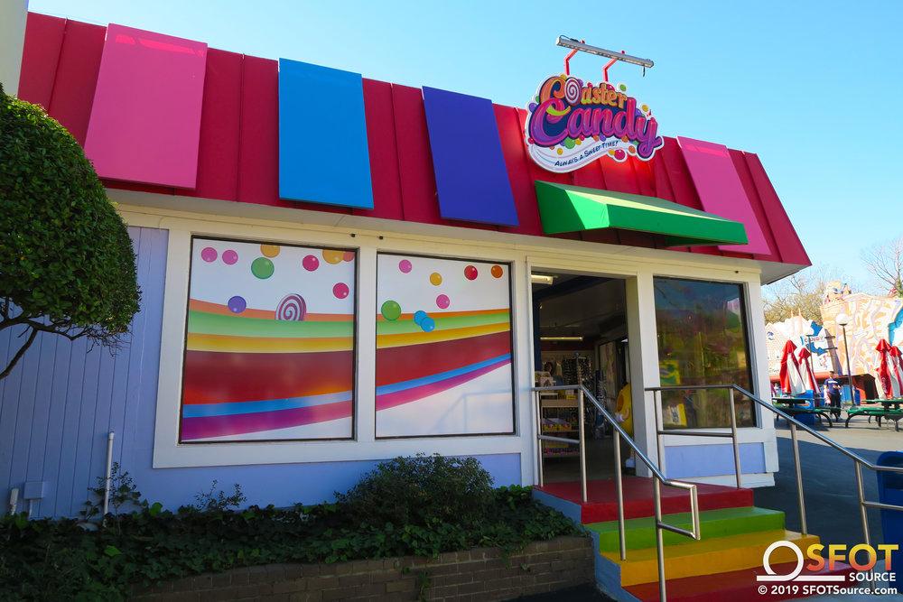 Coaster Candy