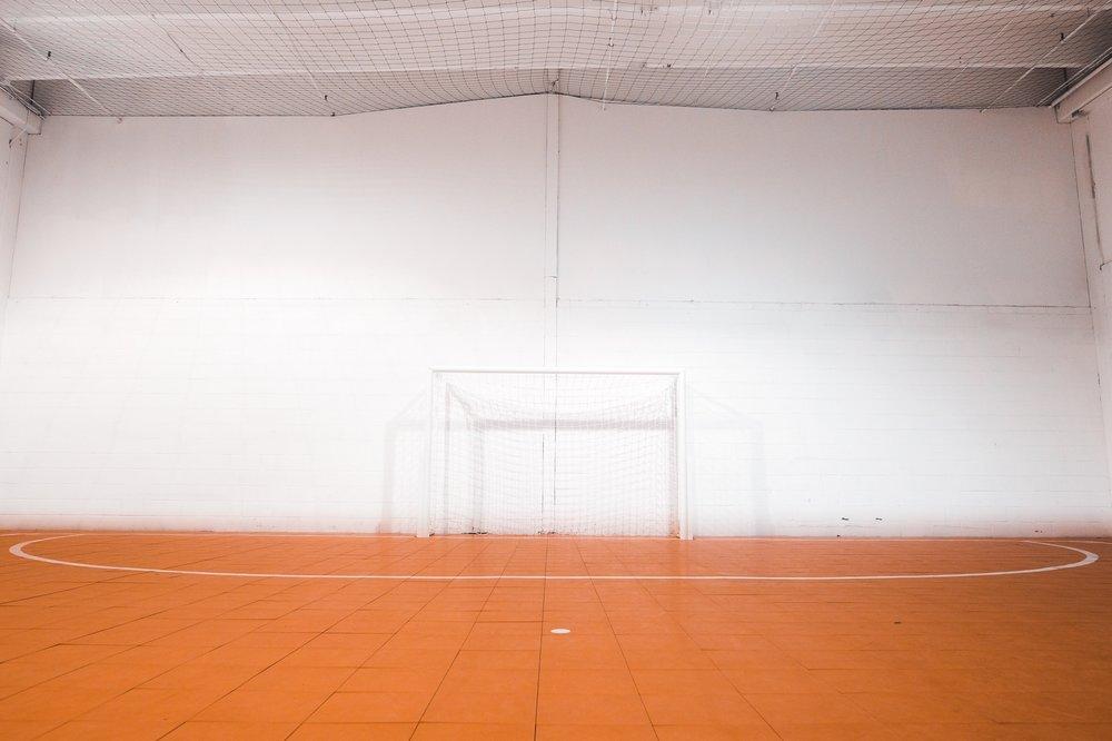 - Terrain de futsal
