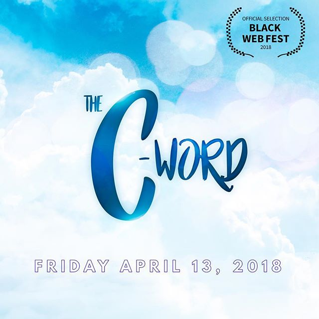 HUMBLED 🖤 Meet the cast of @cwordwebseries in Harlem on April 13. We will be screening our series!  #blackcreativesmatter #webseries #blackwebfest #Harlem #thecword #cwordwebseries #screening #filmfestival #blessings