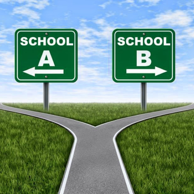 Choosing Your Childs Secondary School