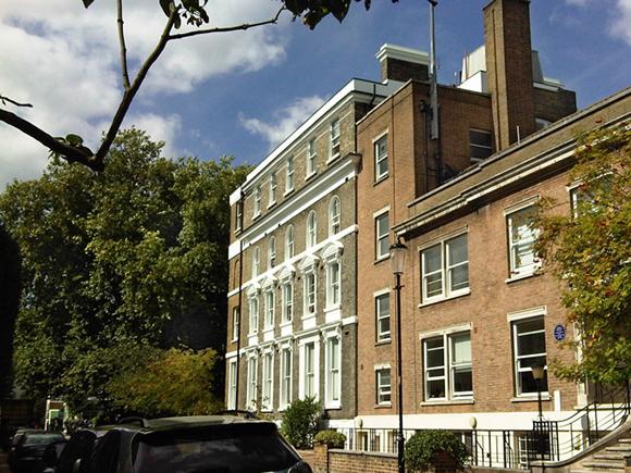 Kensington residences