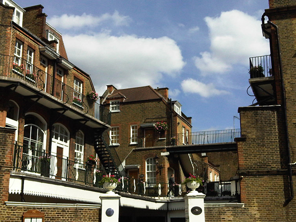 More Kensington residences
