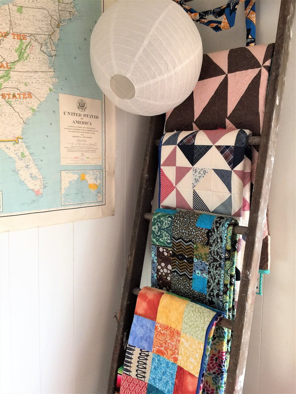 Heirloom Quality Quilts & Goods - Traditional Skills with a Twist, Custom Pieces Available