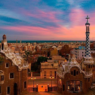 Destination: Barcelona, Spain