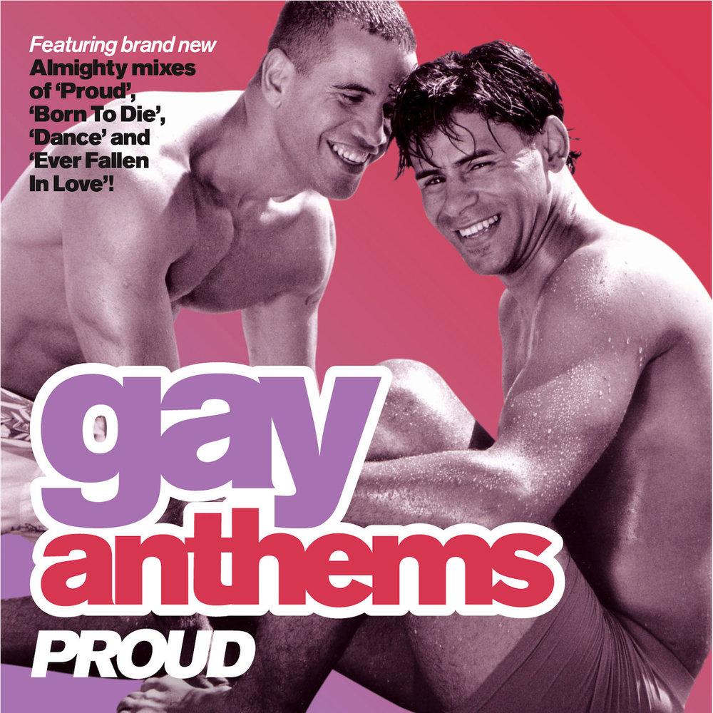 Various - Gay Anthems: Proud