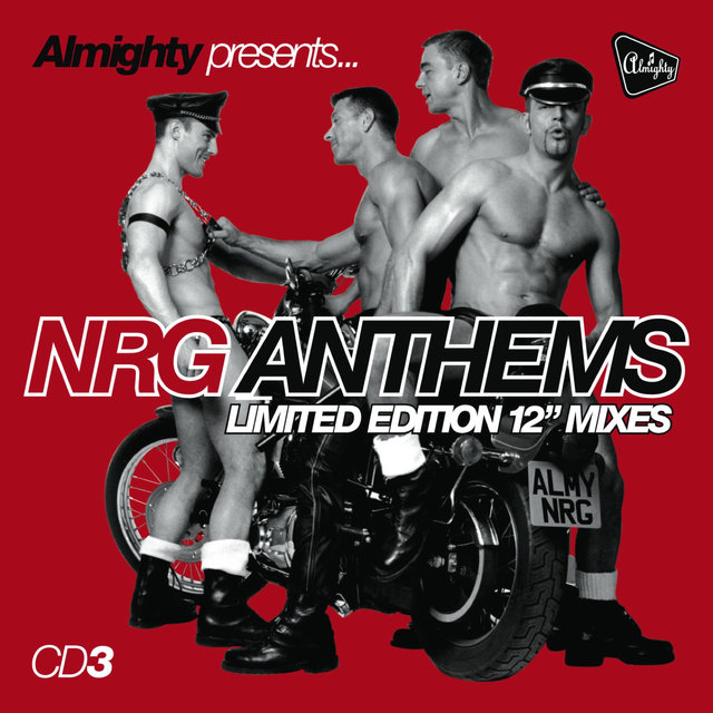 Various – NRG Anthems Expanded Edition