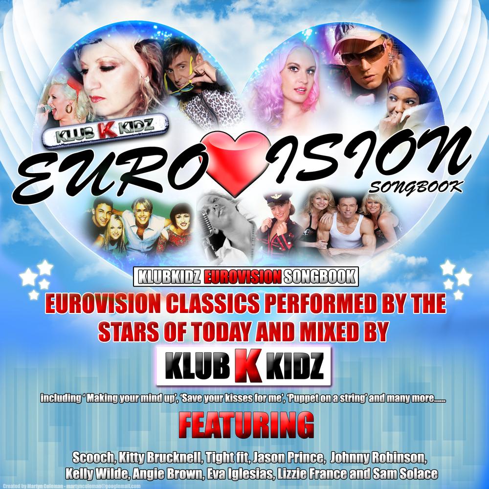 Various – Klubkidz Eurovision Songbook