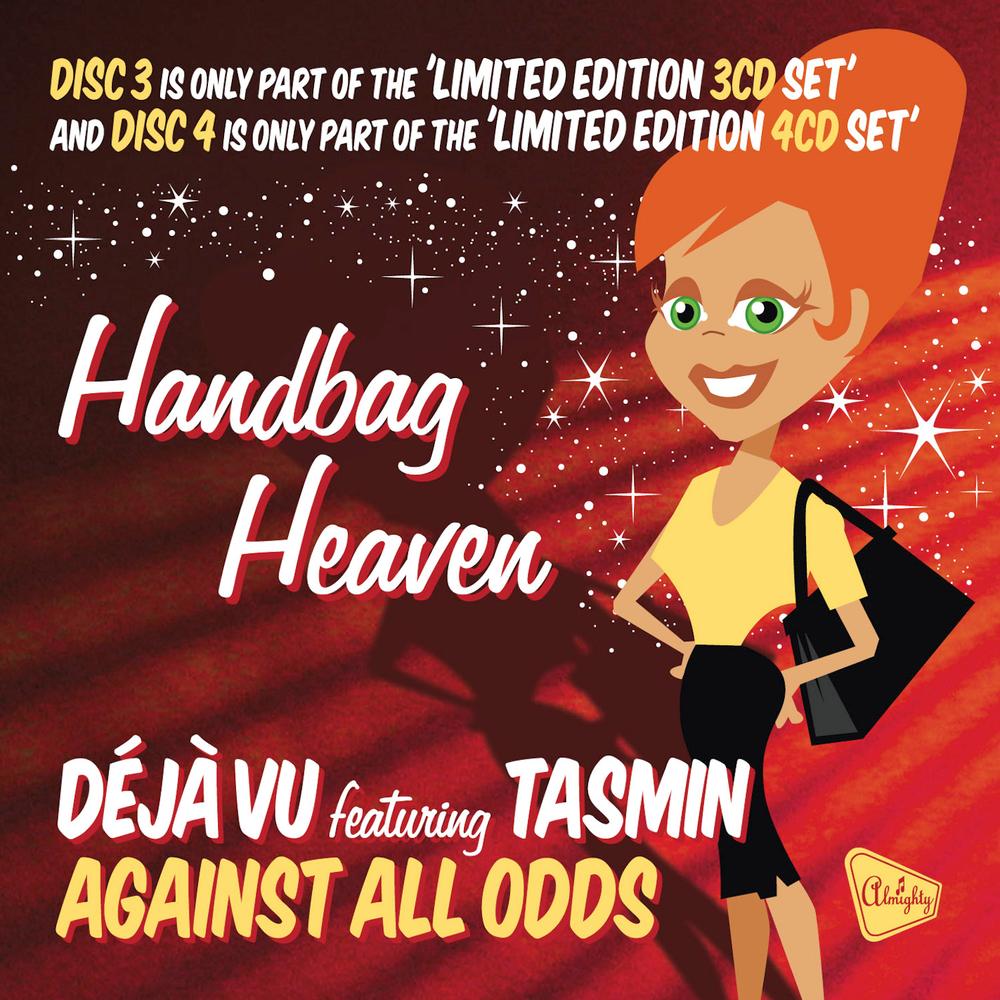 Déjà vu Feat. Tasmin – Against All Odds (Expanded Edition)