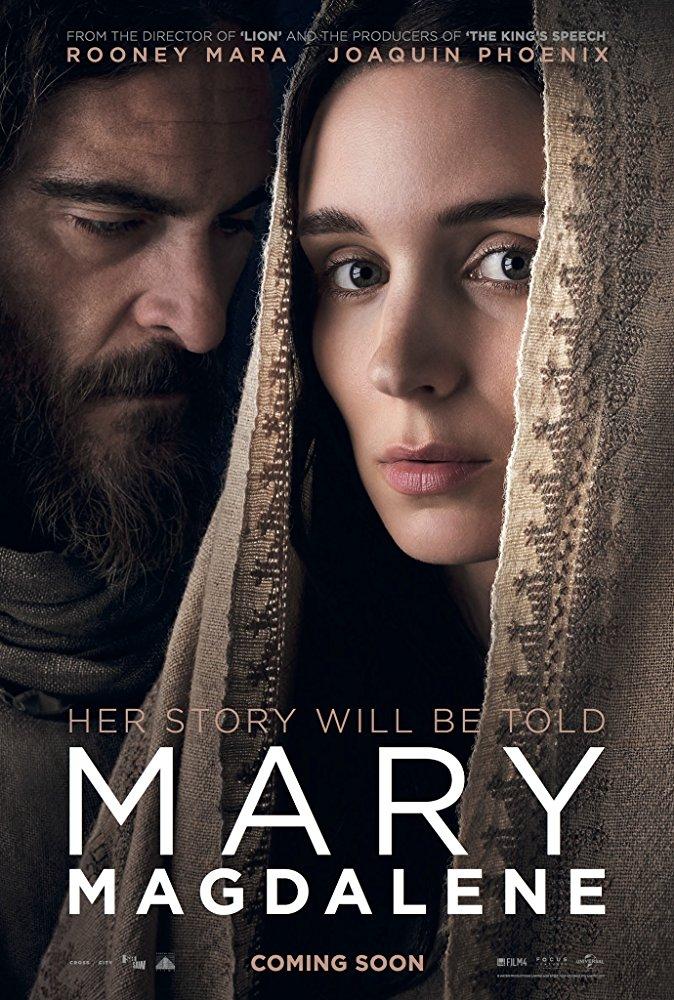 Mary Magdalene - 2018Director Garth DavisMusic: Hildur Guðnadóttir and Jóhann Jóhannsson