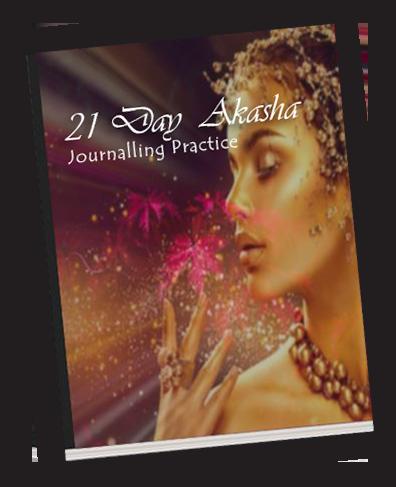 21 Day Heart Centered Akasha Activation Journalling Practice -