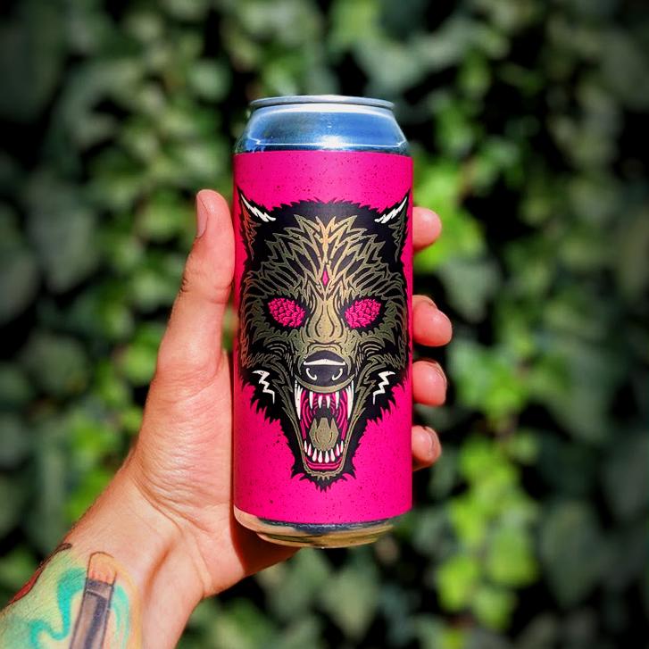 Beer Label Design by  Kilian McMann