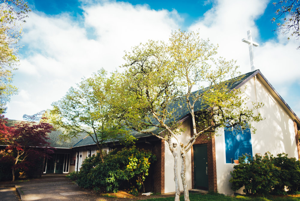 Our meetinghouse is located in the Maplewood neighborhood in southwest Portland, OR.