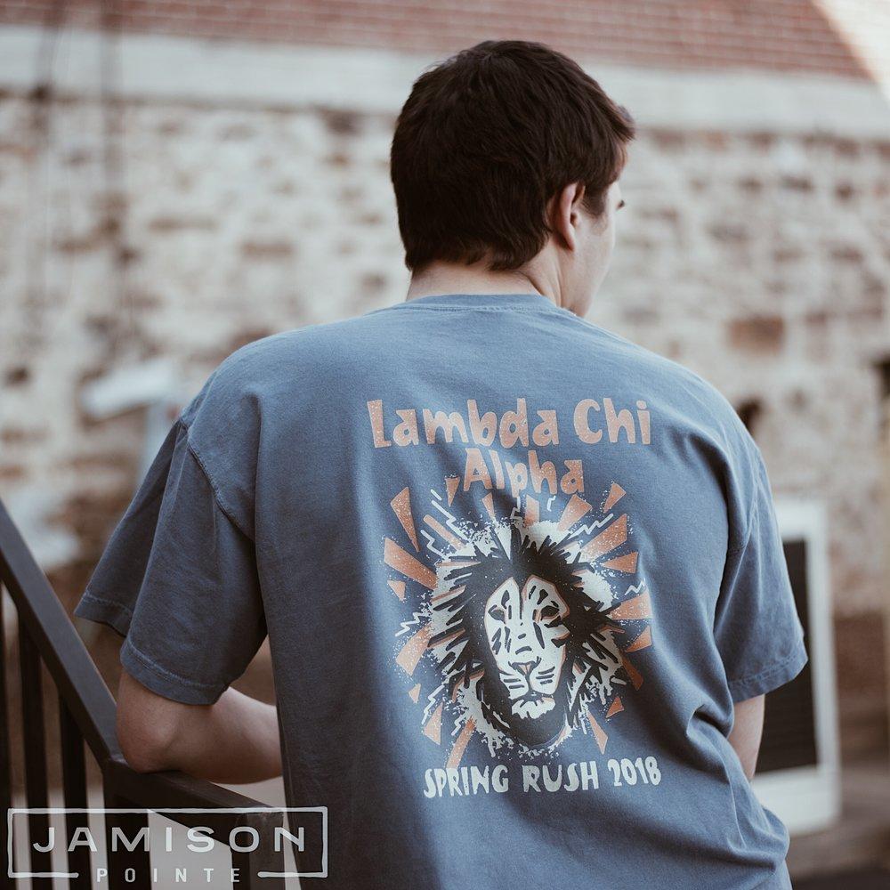 Lambda Chi Alpha Spring Rush Tee