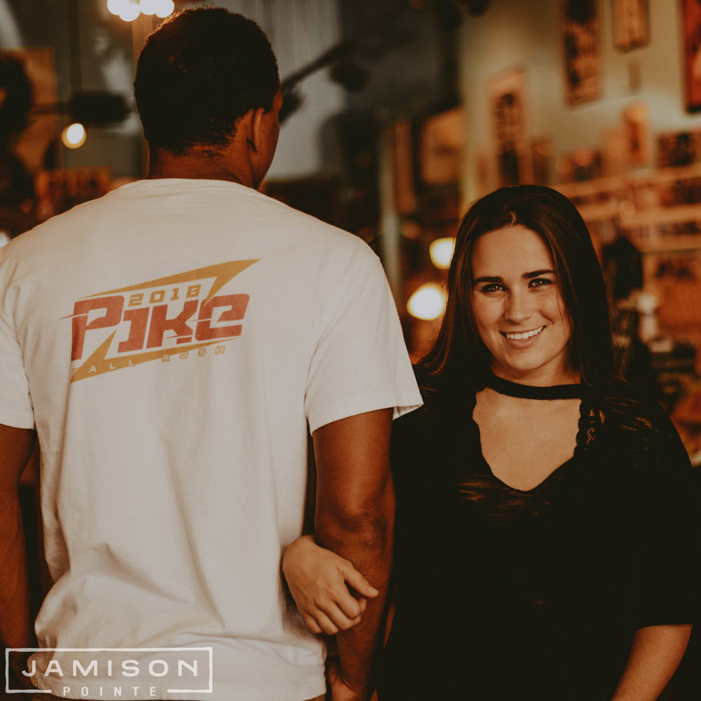Pike Bolt Fall Rush Tee