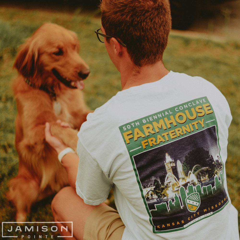 Farmhouse Conclave Tee