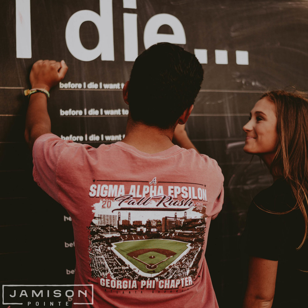 Sigma Alpha Epsilon Georgia Fall Rush Tee