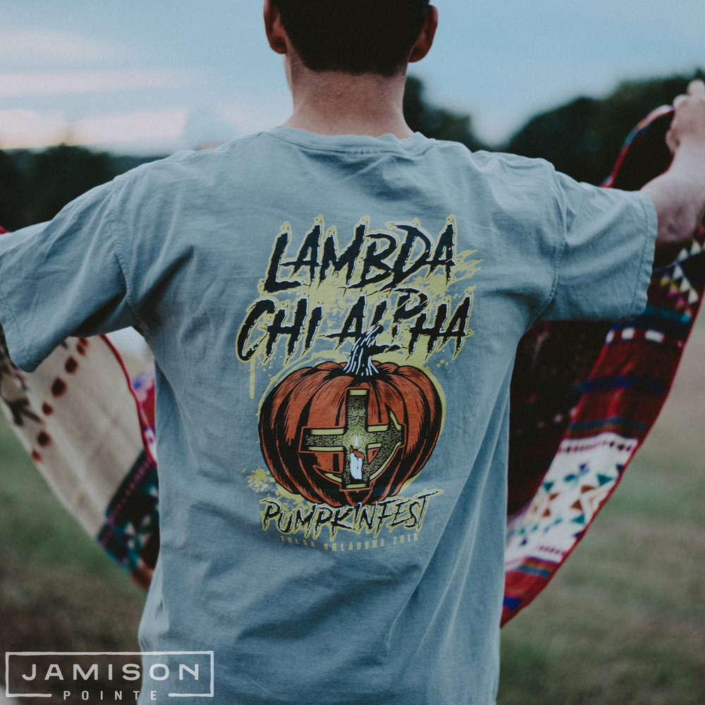 Lambda Chi Alpha Pumpkinfest Tee