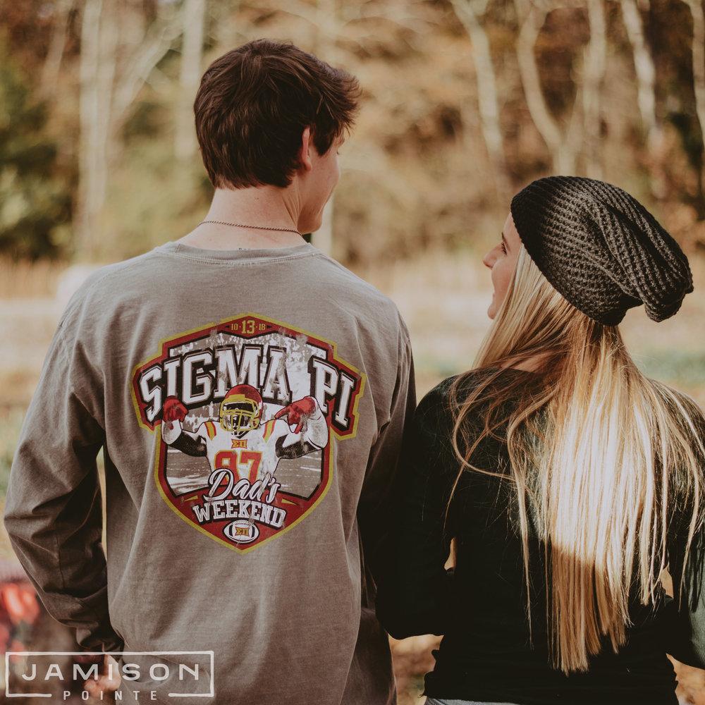 Sigma Pi Dads Weekend Tshirt