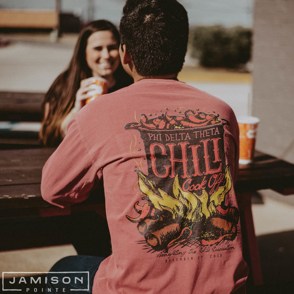Phi Delt Chili Cook Off Tee