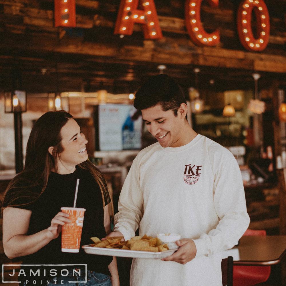 TKE Tacos Philanthropy Tee