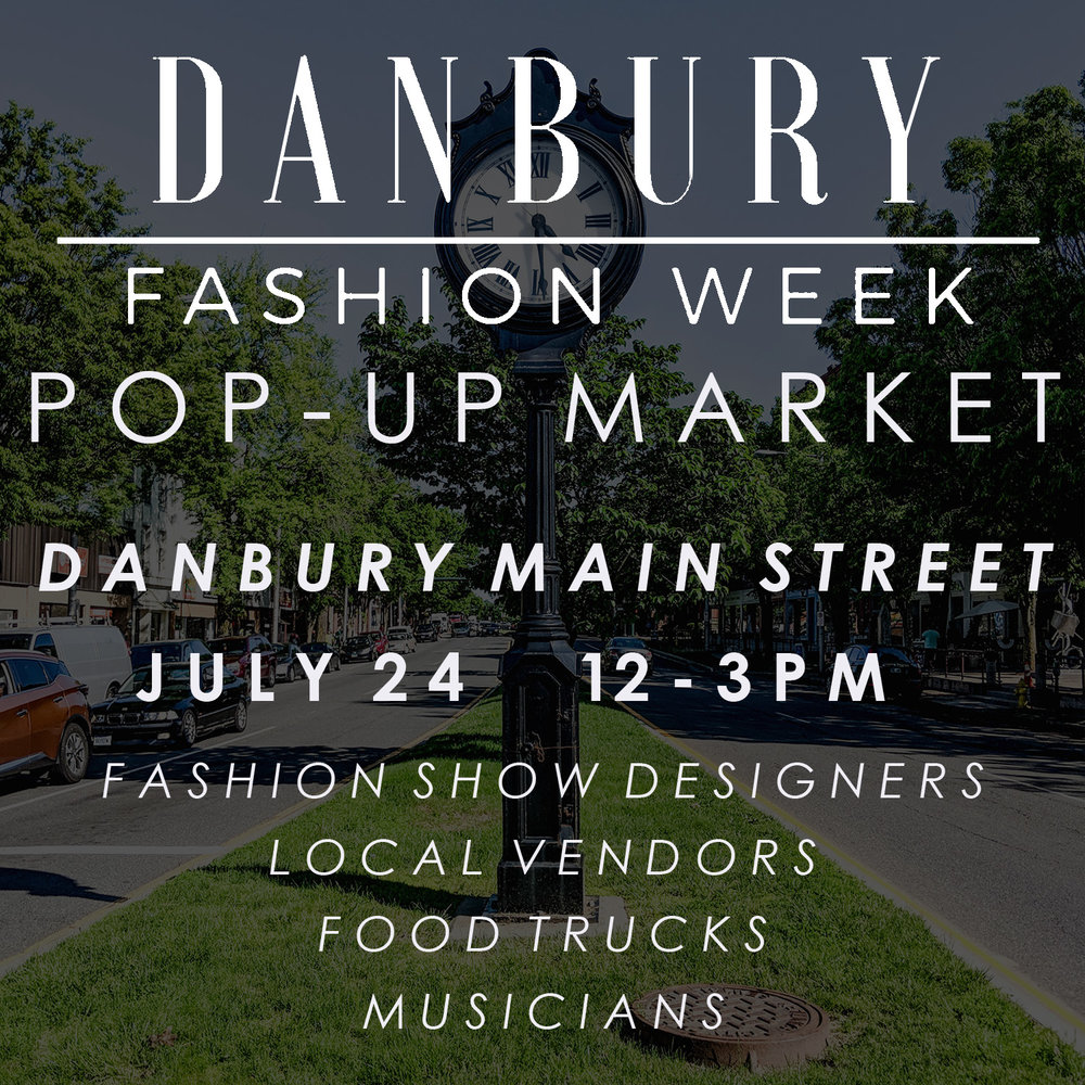 Tuesday July 24th 12-3pm on Main Street - Downtown Danbury