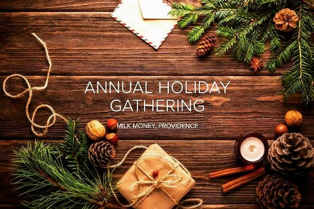 Join us on Wednesday, December 12, 2018 at 5pm for a warm and cozy winter gathering. Enjoy a cocktail and catch up with your fellow RIWBA members! This event also serves as a drop off for our annual Children's Friend gift drive.