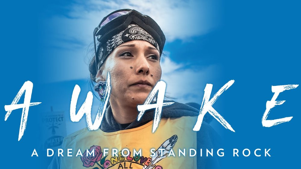 Awake, a Dialogue on Standing Rock - A dialogue with filmmakers and Abenaki activists. December 5, 2017, University of Vermont. Sponsored by the Wabunowin Dawn Society and the EcoCulture Lab