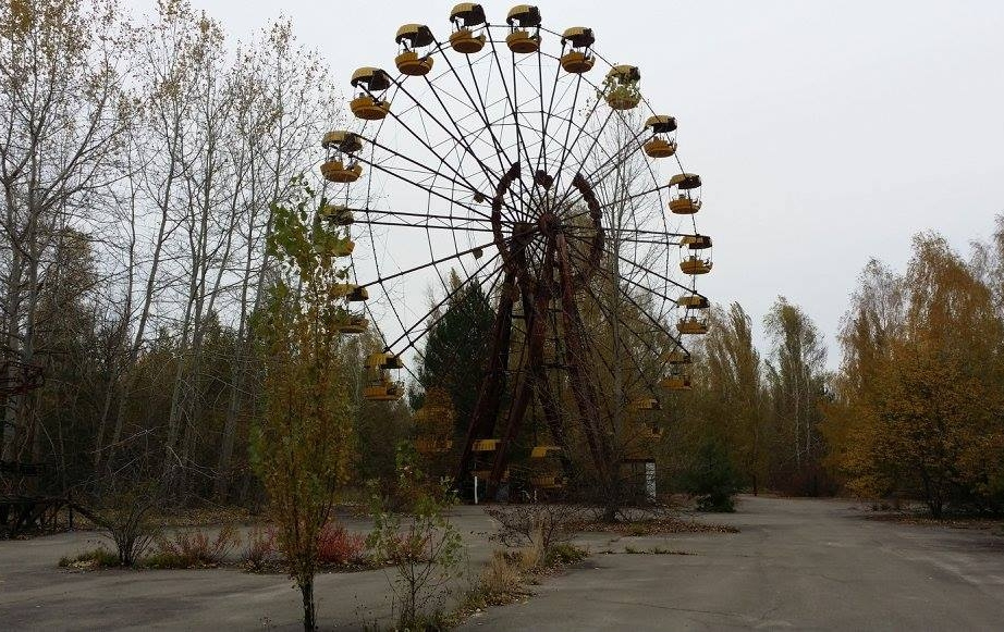 Adrian IVAKHIV:Zone of Alienation --Chernobyl & the search for adequate images of the anthropocene - January 22, 2018, University of Vermont.Gund Institute for Environment and EcoCulture Lab