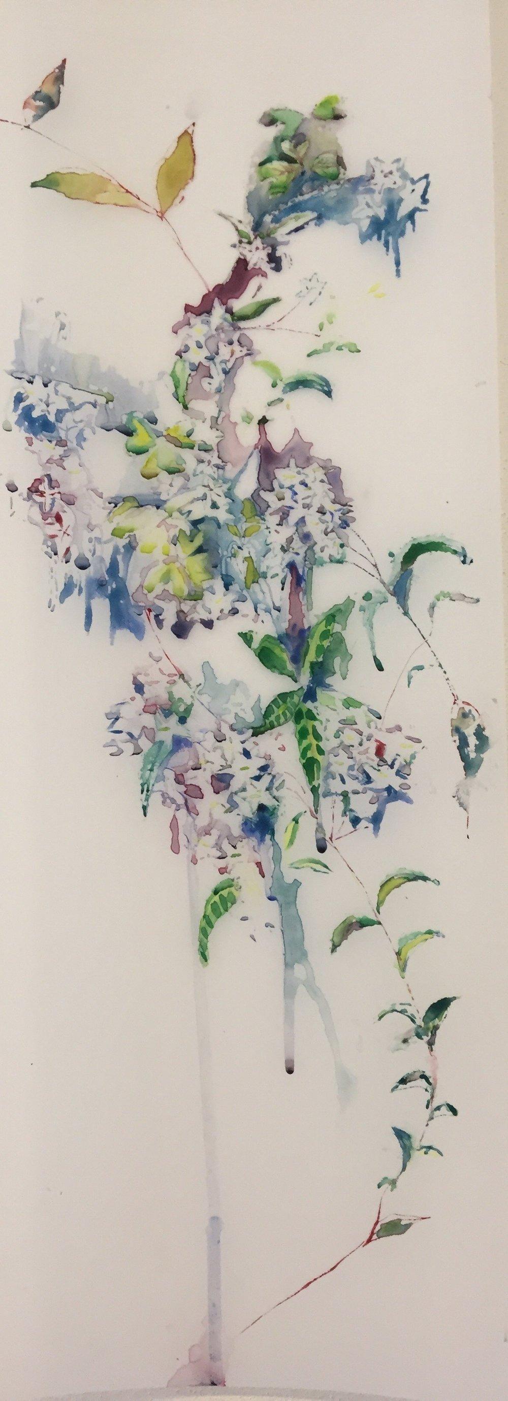 Flowers Bursting 2
