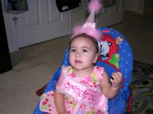 Princess Natalia turned 1, Happy Birthday!!