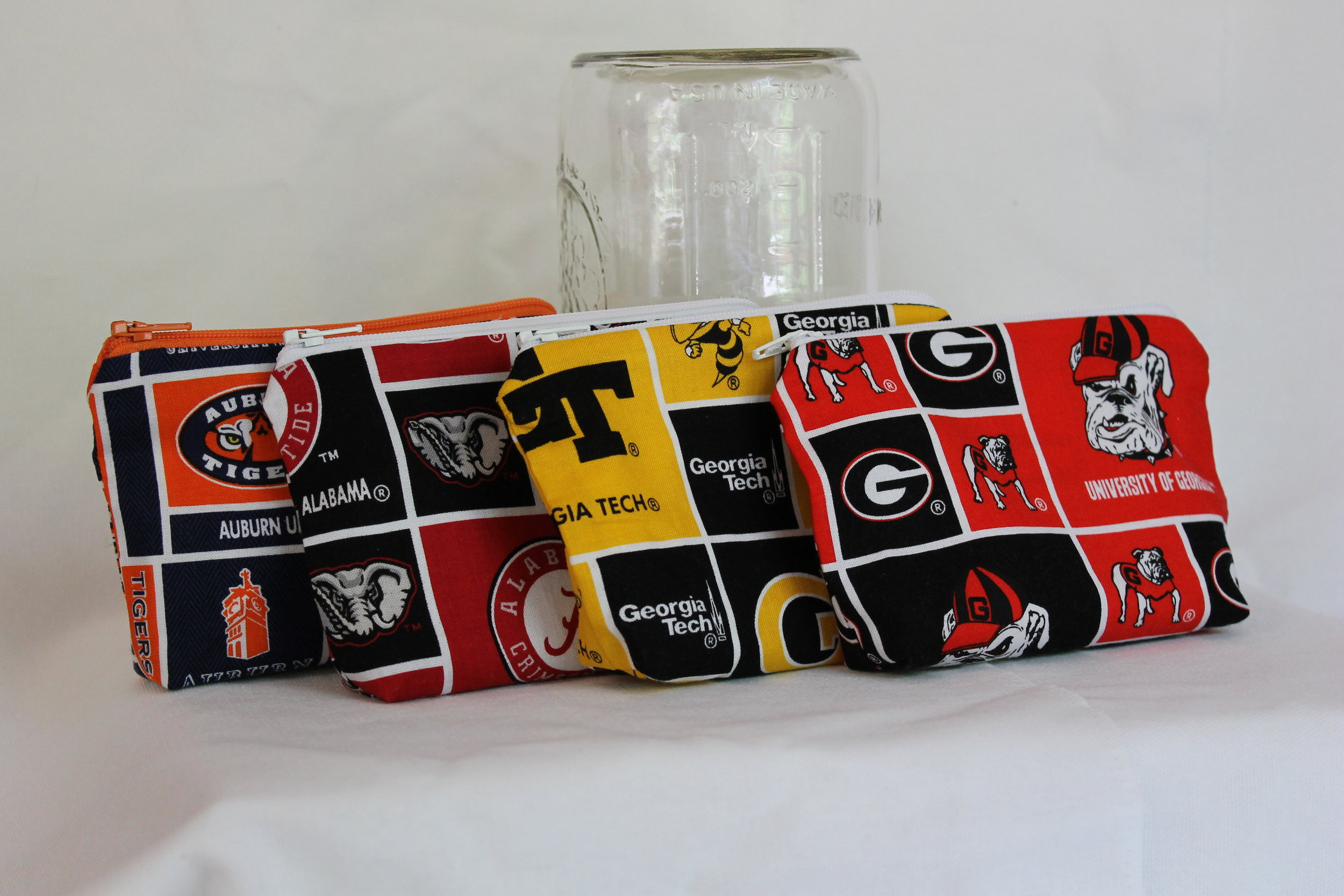 I thought that these would be fabulous for those who love their football teams.