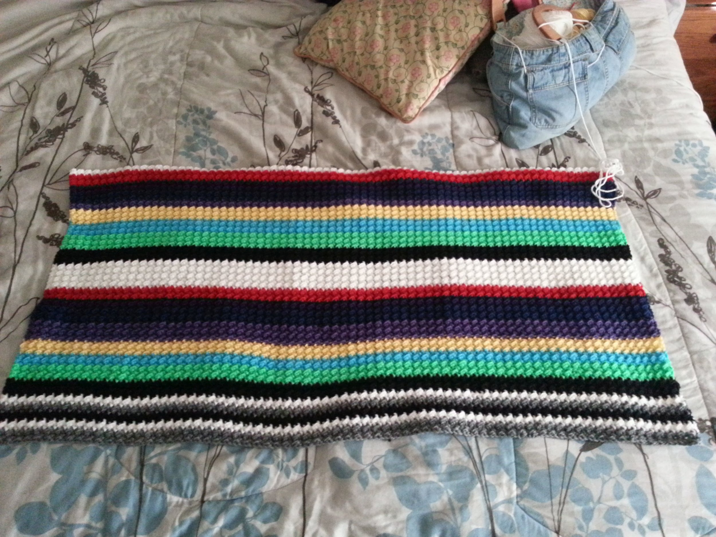 Crochet Sweater - The Cheat