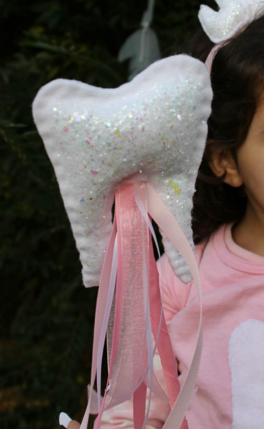 Magic Tooth Fairy Wand