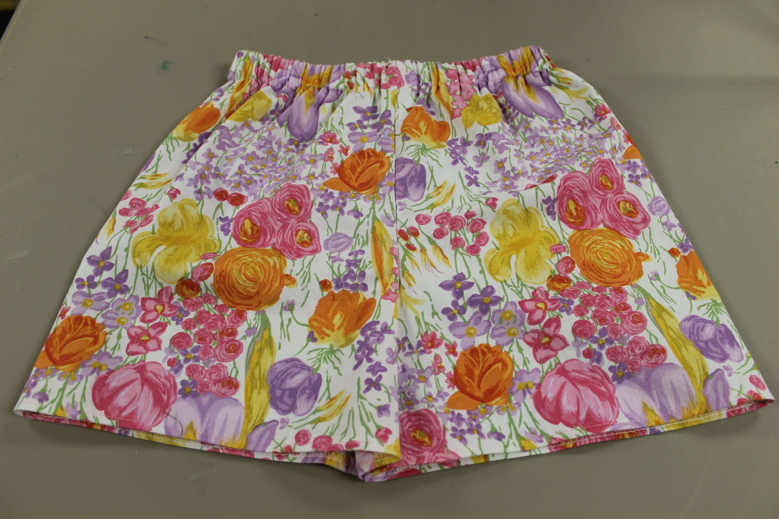 Completed shorts