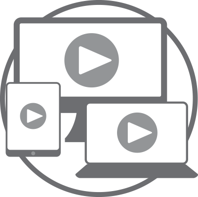 Landing Page Video icon