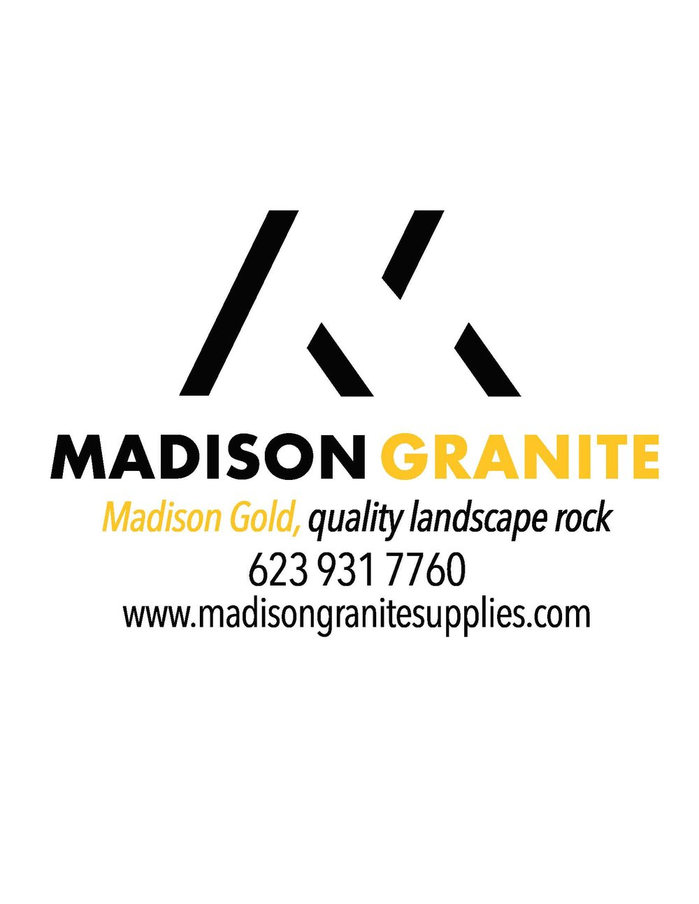 Madison Granite Supplies, Inc.