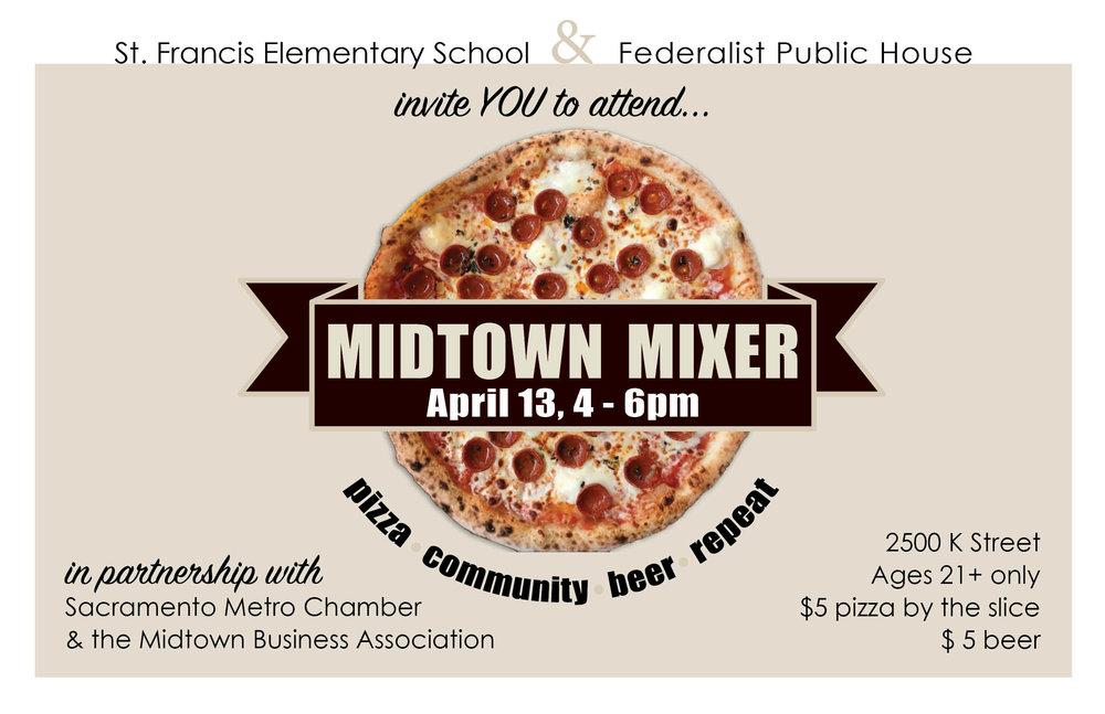 Community Mixer Marketing
