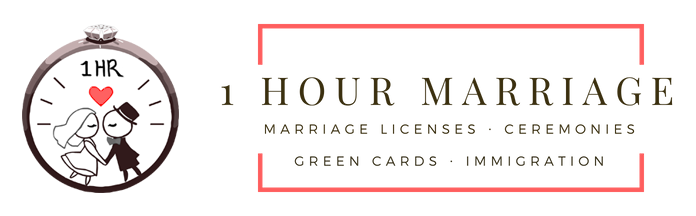 1 Hr Photo >> 1 Hour Marriage