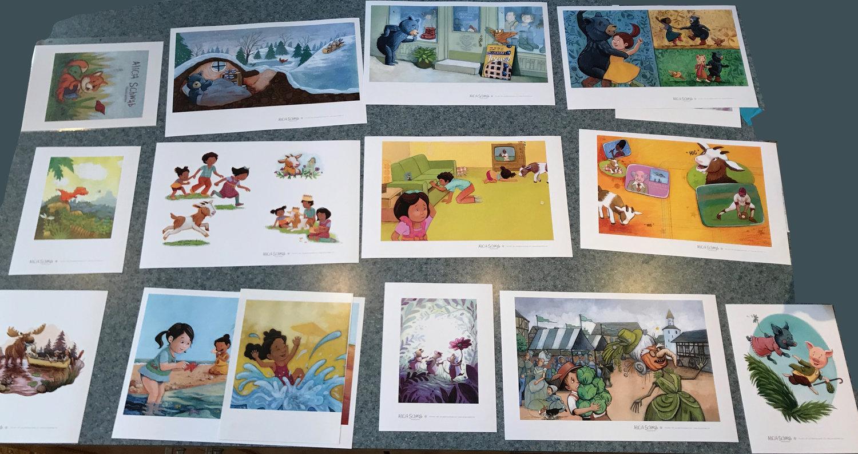Updating your children's book portfolio — Alicia Schwab