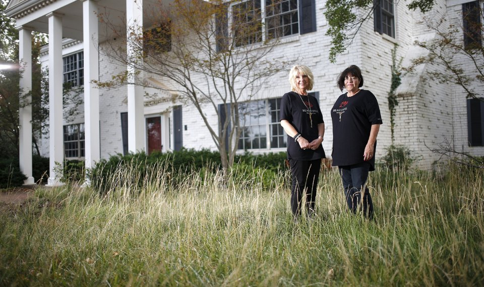 NEWSOK - An Edmond property has become home to a small group outreach aimed at restoring souls