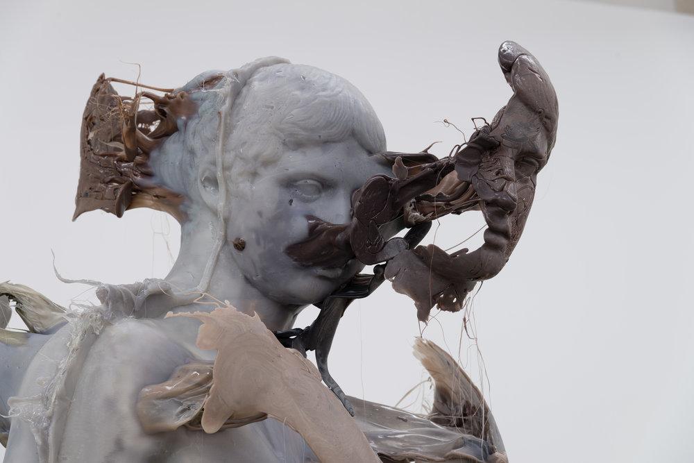 Jin Shan,  Nowhere  (detail), 2015.