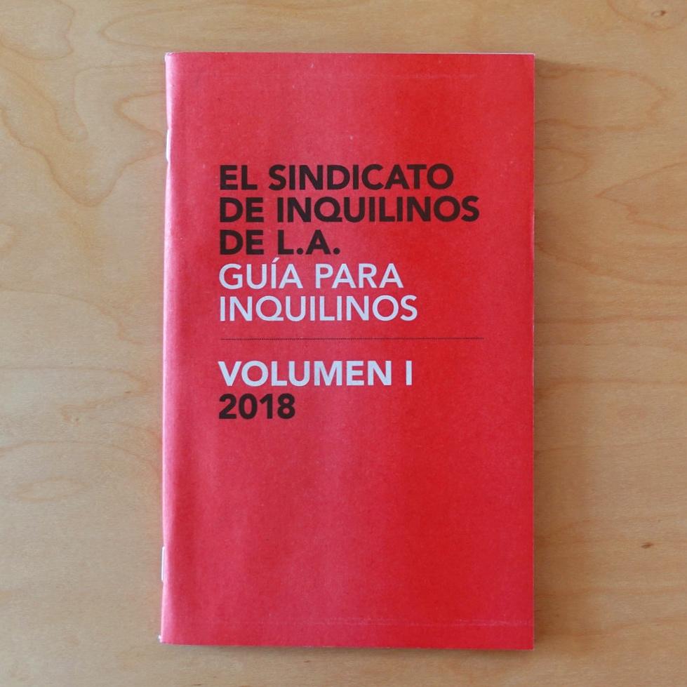 L.A. Tenants Union Handbook Volume 1