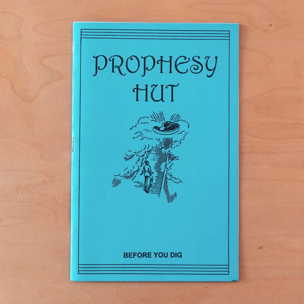 Prophecy Hut: Before You Dig