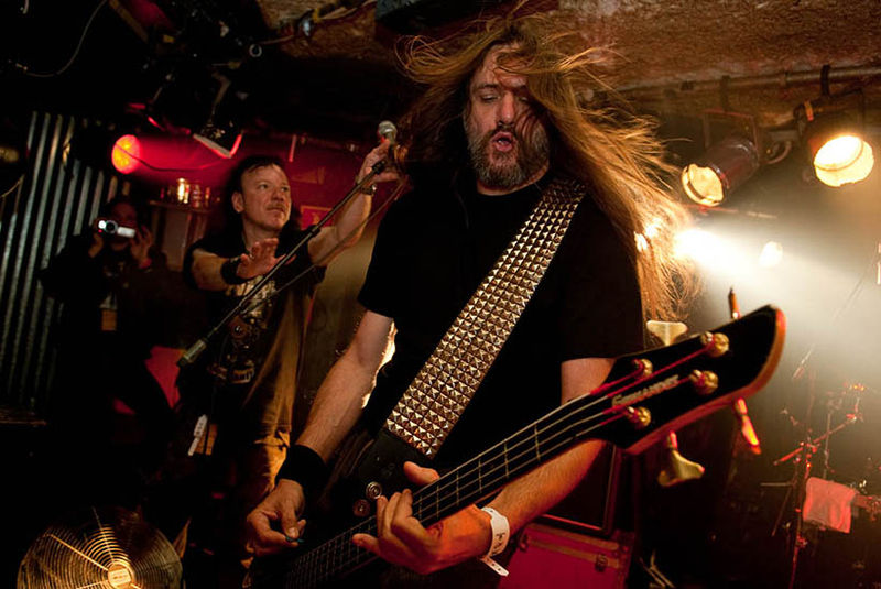 Sodom's Tom Angelripper  (Photo: By Christian Misje [CC BY-SA 3.0 (https://creativecommons.org/licenses/by-sa/3.0)], from Wikimedia Commons)