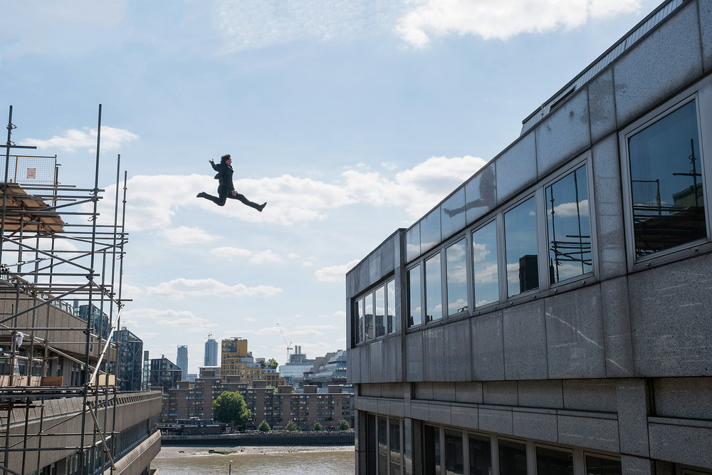 """""""Mission: Impossible - Fallout"""" (Photo courtesy David James/Paramount Pictures)"""