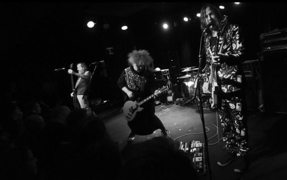 The Melvins played the Pyramid Scheme, Aug. 2, 2018. (Photo courtesy Local Spins/Katy Batdorff)