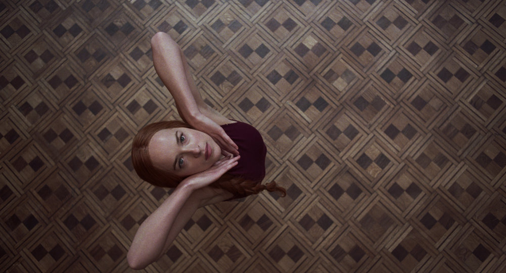 "Dakota Johnson in ""Suspiria."" (Photo courtesy Amazon Studios)"