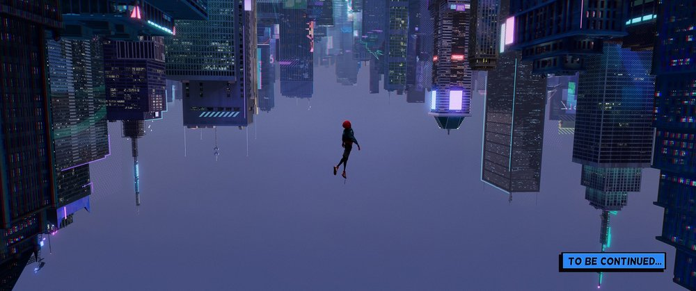 """Spider-Man: Into the Spider-Verse"" (Photo courtesy Sony Pictures)"